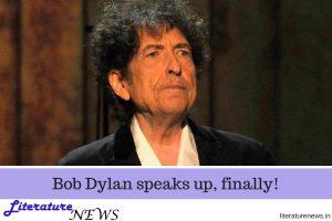Bob Dylan Nobel Prize speech analysis