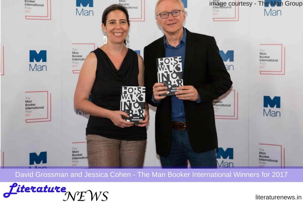 David Grossman Man Booker 2017 Winner