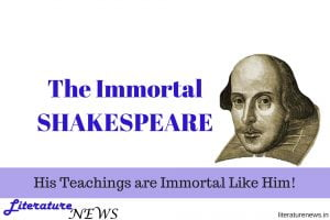 Shakespeare and his teachings for a timeless society
