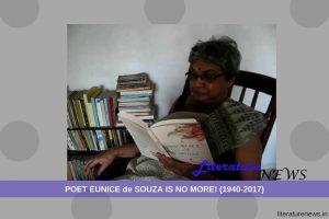 Eunice de Souza died