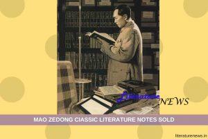 Mao Zedong manuscripts sold London