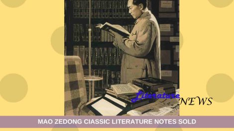 Mao Zedong manuscripts sold London