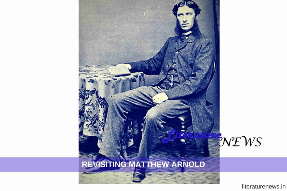 Revisiting Matthew Arnold Poetry