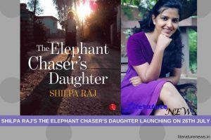 The Elephant Chaser's Daughter book launch