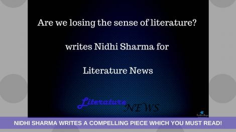 Sense of Literature news