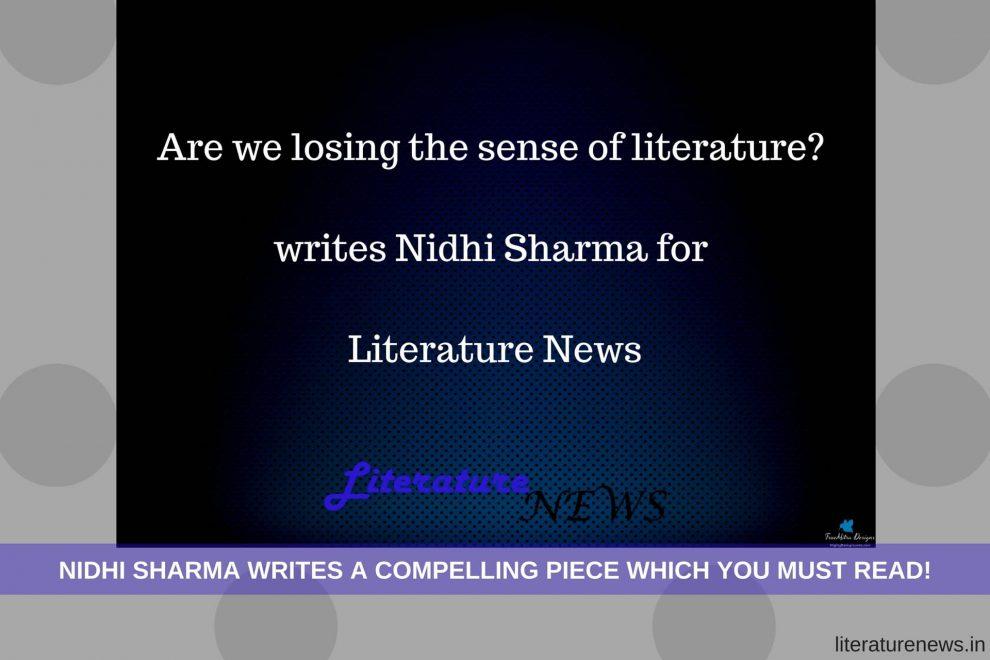 Sense of Literature news