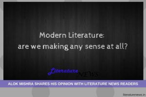 modern literature and criticism