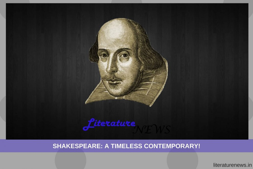 Shakespeare for now, then and forever...