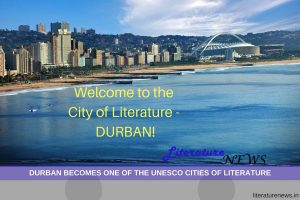 Durban becomes UNESCO City of Literature