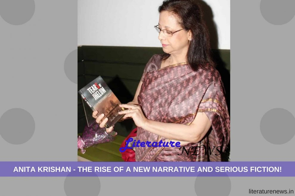 Anita Krishan and new narrative