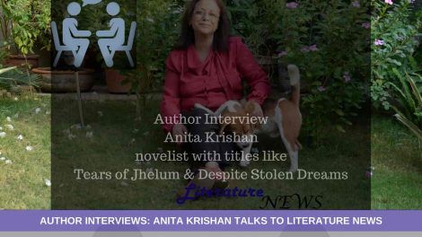 Anita Krishan interview literature news