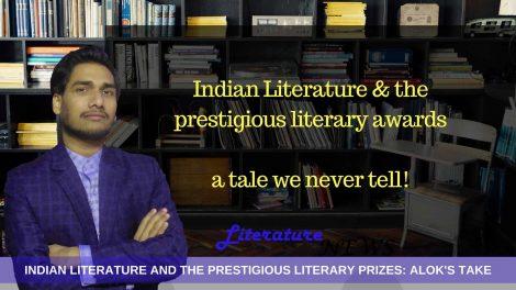 Indian literature and literary awards Alok Mishra