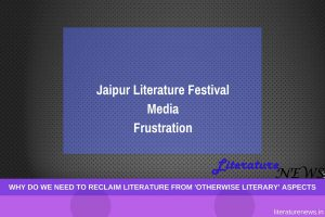 Jaipur Literature Festival media and truth
