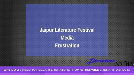 Jaipur Literature Festival media and truth