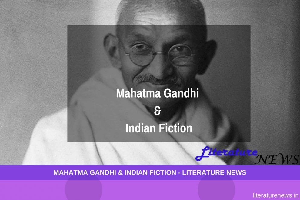 Novels on Mahatma Gandhi literature news