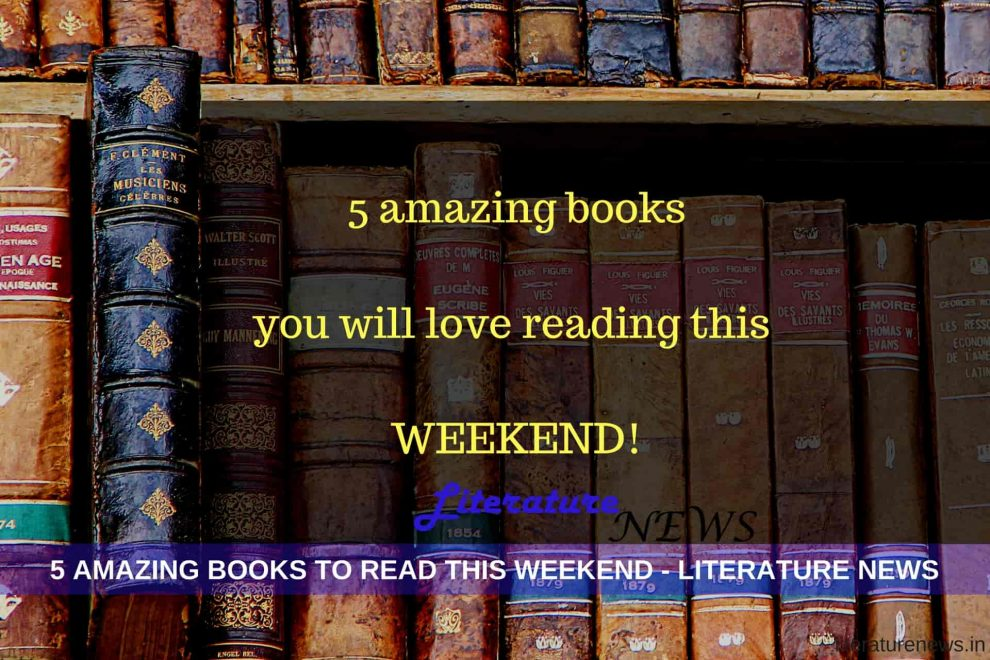 5 books to read this weekend