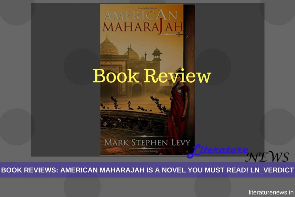 American Maharajah novel review