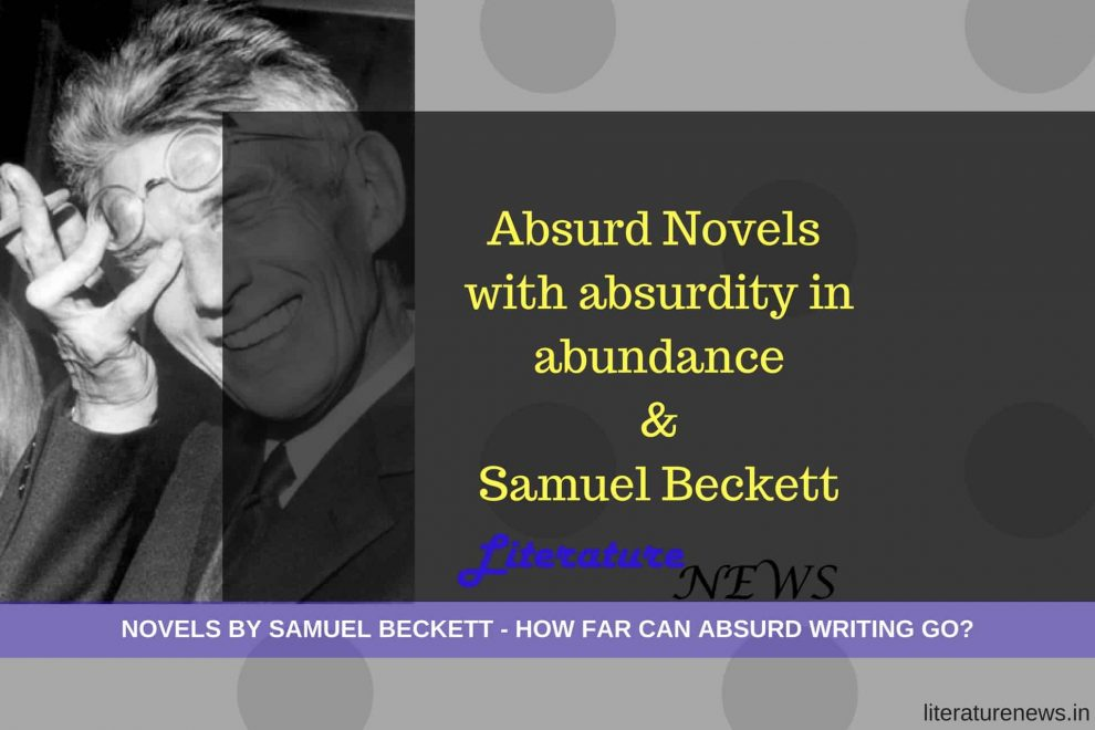 Novels by samuel beckett and absurdity