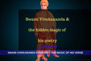 Poems by Swami Vivekananda analysis