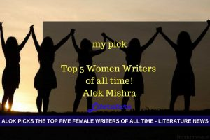 Top 5 women writers of all time
