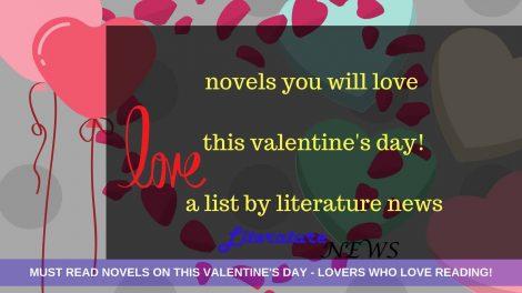 Valentine's day novels must read romance