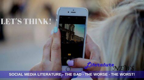 Social Media Literature good or bad
