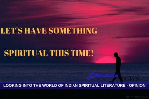 Spiritual literature Indian news