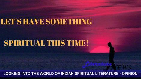 Spiritual literature Indian news