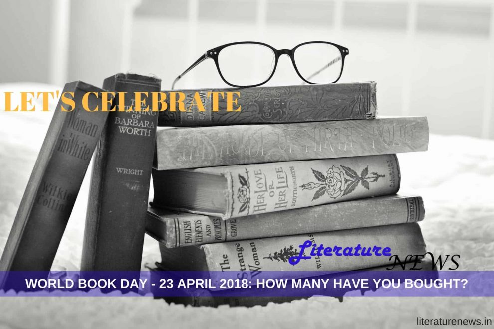 WORLD Book Day 2018 23 April