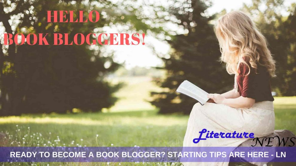 Book blogger career tips