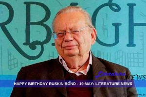 Ruskin Bond Birthday