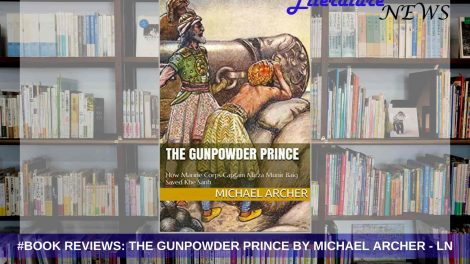 The Gunpowder prince by Michael Archer review