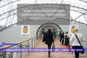 career after english literature options