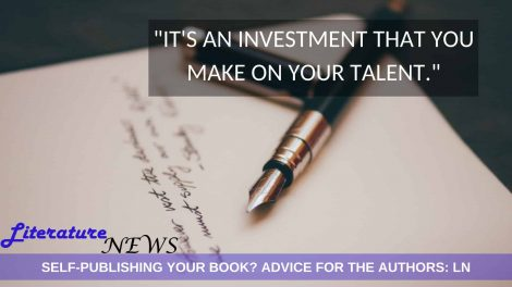 self publish authors advice points