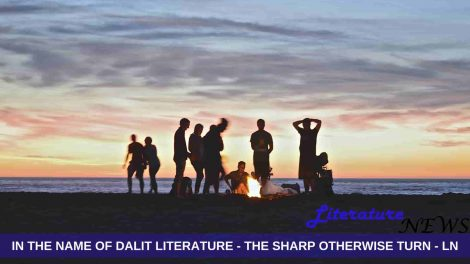In the name of Dalit Literature opinion news