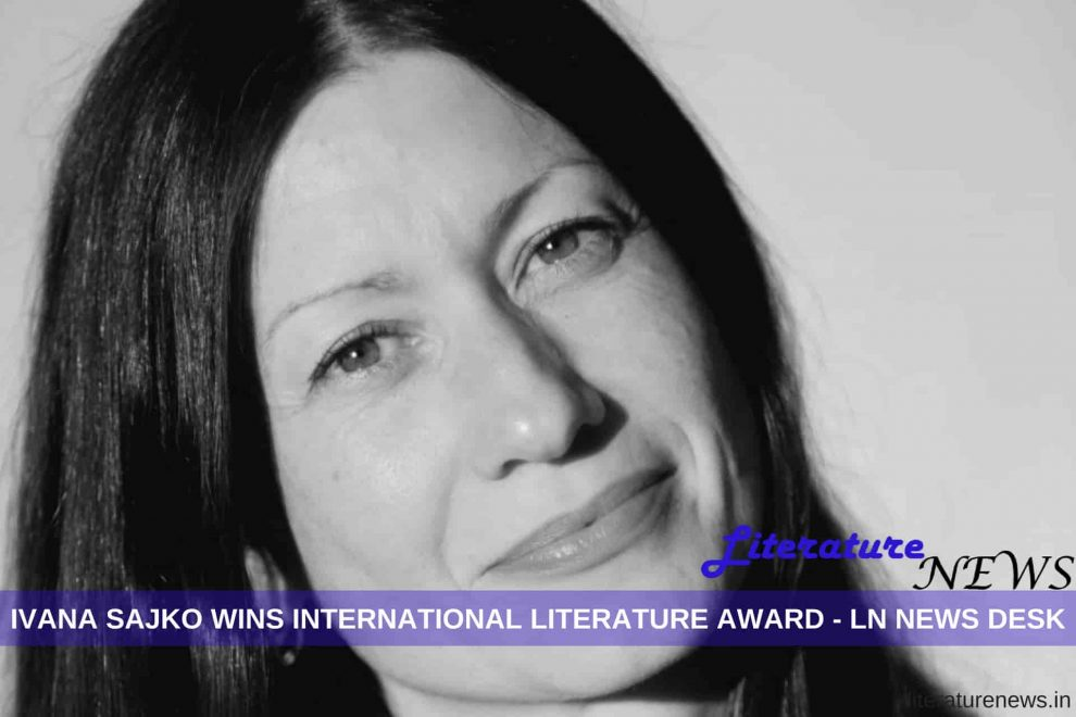 Ivana Sajko wins 10th International Literature Award - Germany