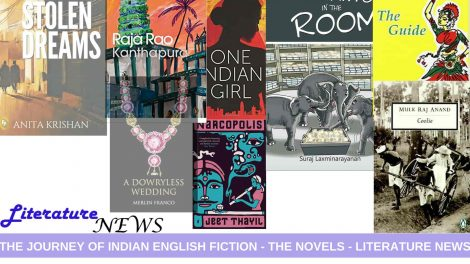 The Story of Indian English Novels - beginning to present!