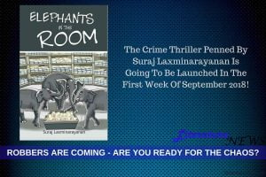 Suraj Elephants in the Room launch book