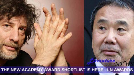 The New Academy Award shortlist Gaiman & Murakami