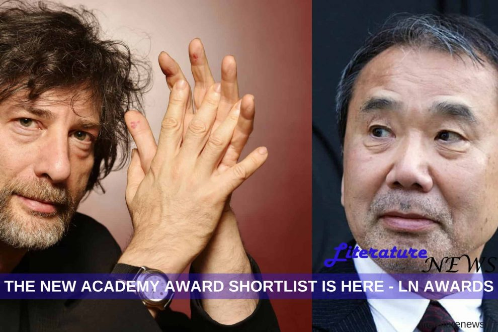 The New Academy Award shortlist Gaiman & Murakami