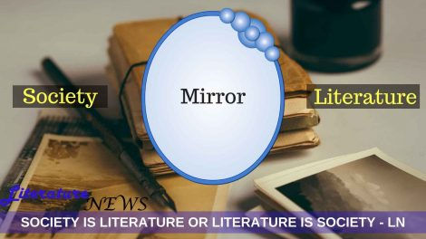 English literature society mirror