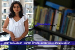Anitha Rathod children author