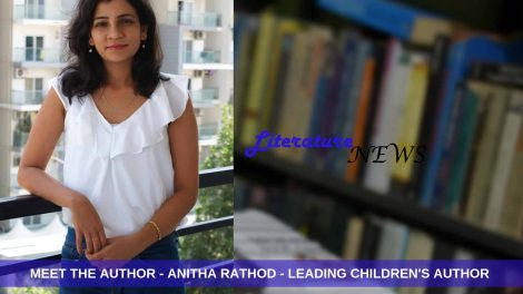 Anitha Rathod children author