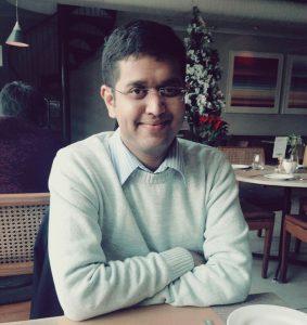 Piyush Rohankar poet