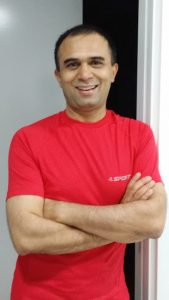 Ravi Dabral author