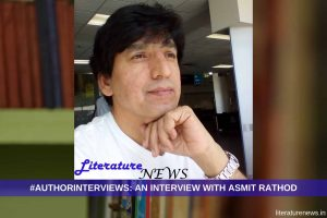Asmit Rathod interview author
