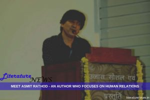 Author Asmit Rathod Life is a Bitch